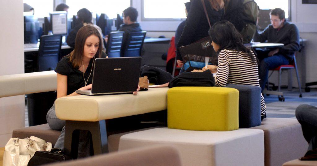 Warwick University Library 2016
